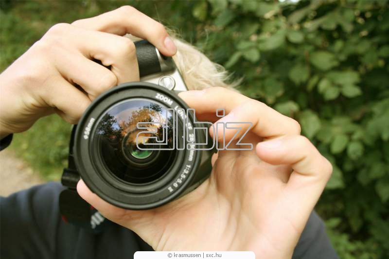 Order Commercial Photography