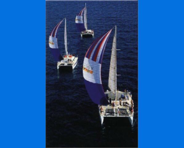 Order Luxury Sailing Catamaran, Lana'i Tour