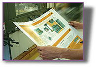Order Bindery / Finishing Services