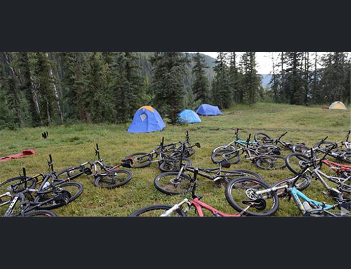 Order Durango - Colorado Trail Singletrack Tour
