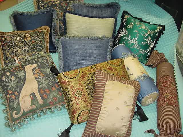 Order Custom Pillows