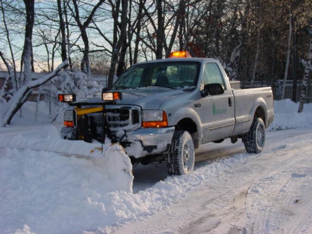 Order Snow Plowing
