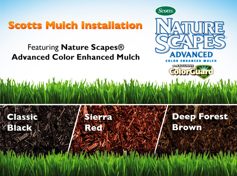 Order Landscaping Mulch Delivery