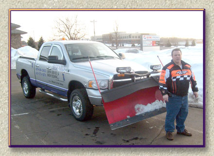Order Snow Plowing Services