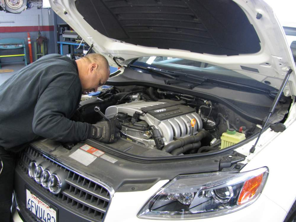 Order Audi Factory Scheduled Maintenance