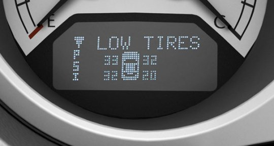 Order Tire Pressure Monitoring System