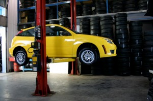 Order Wheel Alignment Services