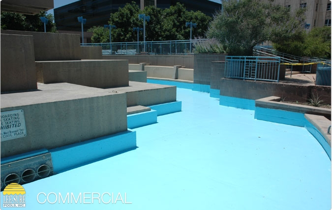 Order Commercial Pool Remodeling