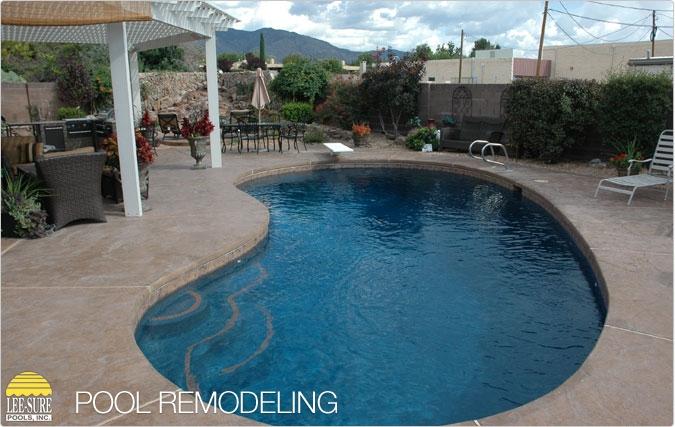 Order Residential Pool Remodeling