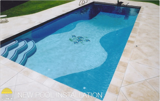 Order Gunite Pools Installation