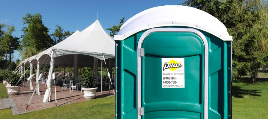 Order Portable Toilet Services