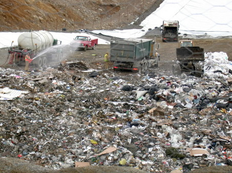 Order Sanitary Landfill