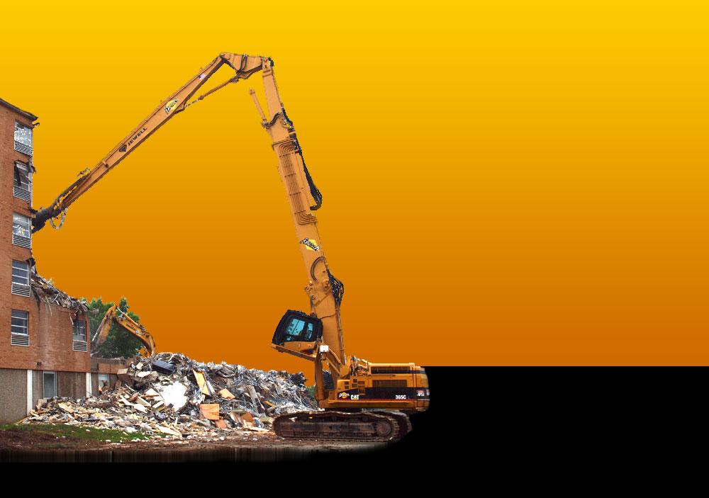 Order Demolition Engineering