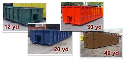 Order Dumpsters Rental