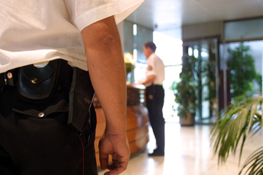 Order Reception Security