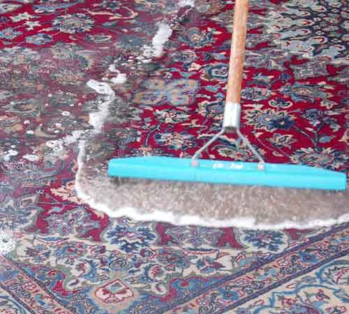 Order Rug Cleaning