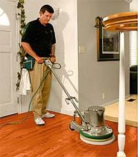 Order Hardwood floor cleaning