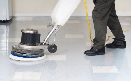 Order Commercial Floor Care Services