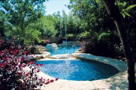 Order Pools and Water Features