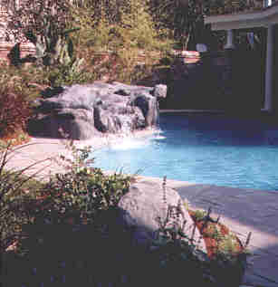 Pools and Water Gardens
