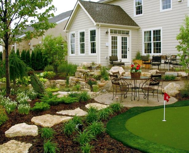 Order Residential landscape maintenance