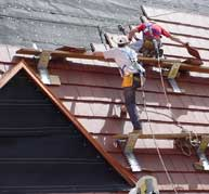 Order Steep Roofing Job