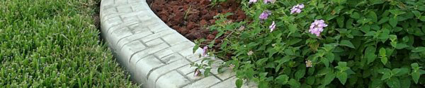 Order Landscape Curb Edging Services