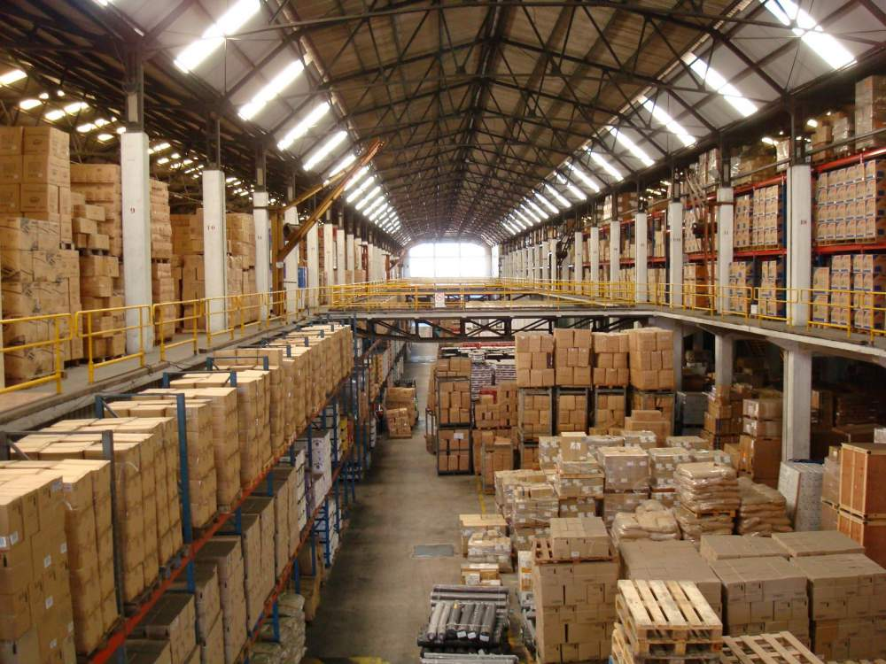 Order Contract Warehouse Space