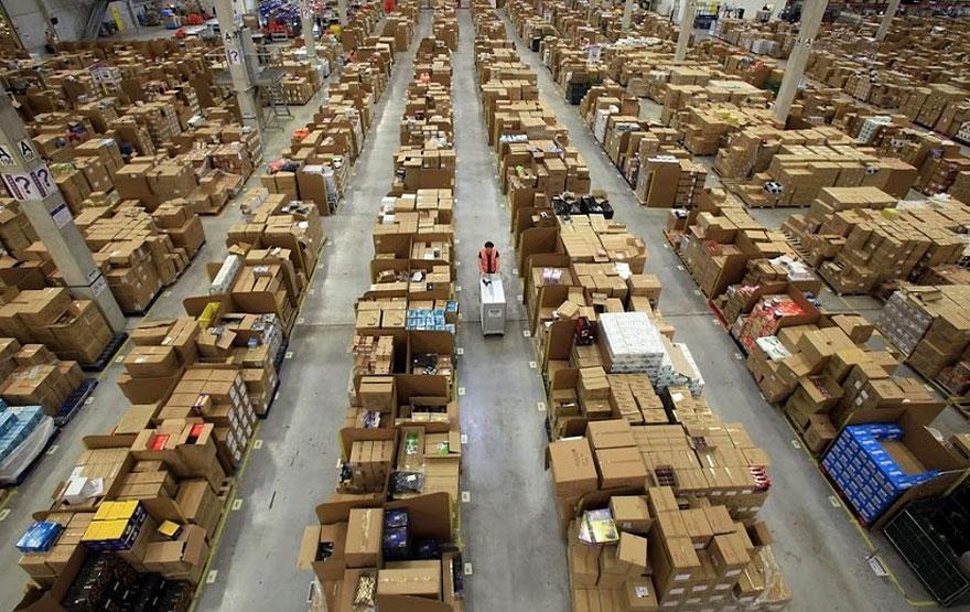 Order Warehouse Management System