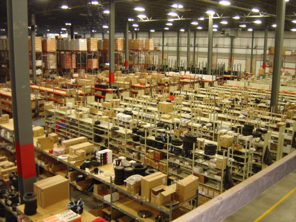 Order Dry Storage Services