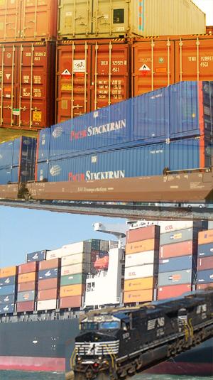 Order Intermodal Container Services
