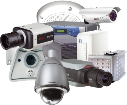 Order IP Video Surveillance Solutions