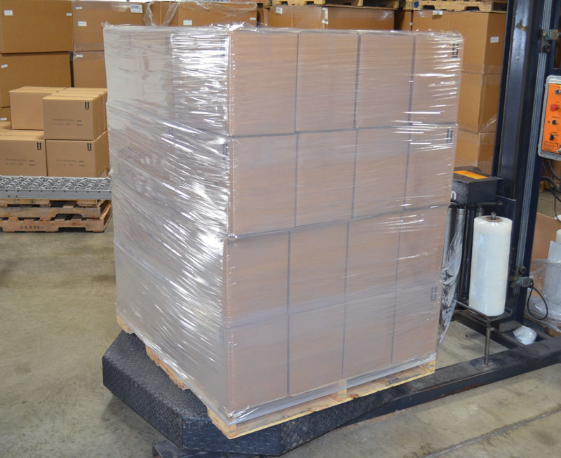 Order Pick & Pack Services