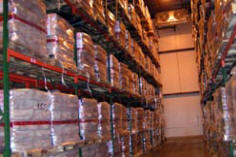 Order Warehousing & Cooler Services