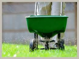 Order Fertilization and Weed Control