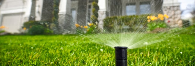 Order Irrigation/Sprinkler Systems