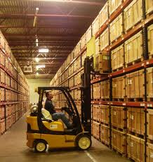 Order Warehousing/Distribution Services