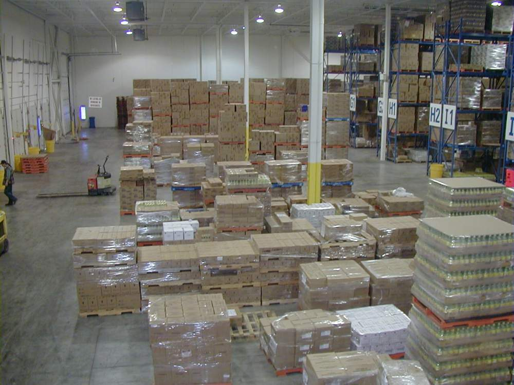 Order Cross Docking Services