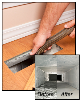 Order Air Duct Cleaning