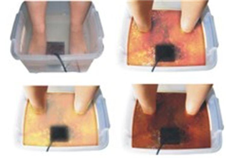 Order Ionic Detox Foot Bath