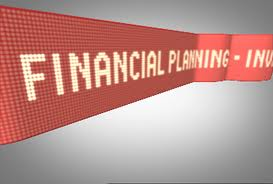 Order Business and Financial Planning