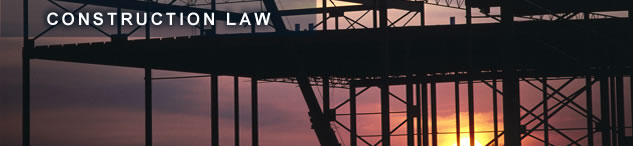Order Construction Law