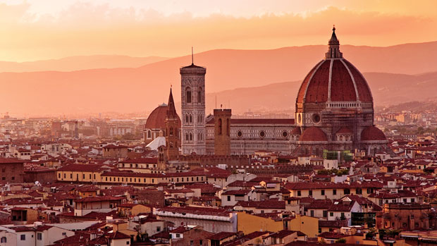Order Italy: Tuscany, the Alps & the Riviera Tour