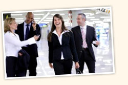 Order Business and Corporate Travel