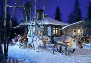 Order Celebrating Christmas in Lapland Tour