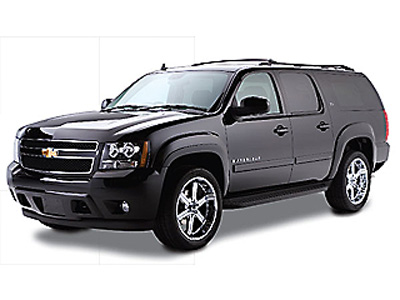 Order GMC and Chevrolet 7-8 Passenger Full Size Suburban