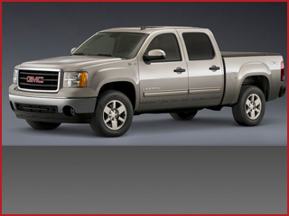 Order GMC's Crew Cab Pickup Rental Services