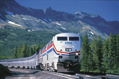 Order Train Across Colorado Tour