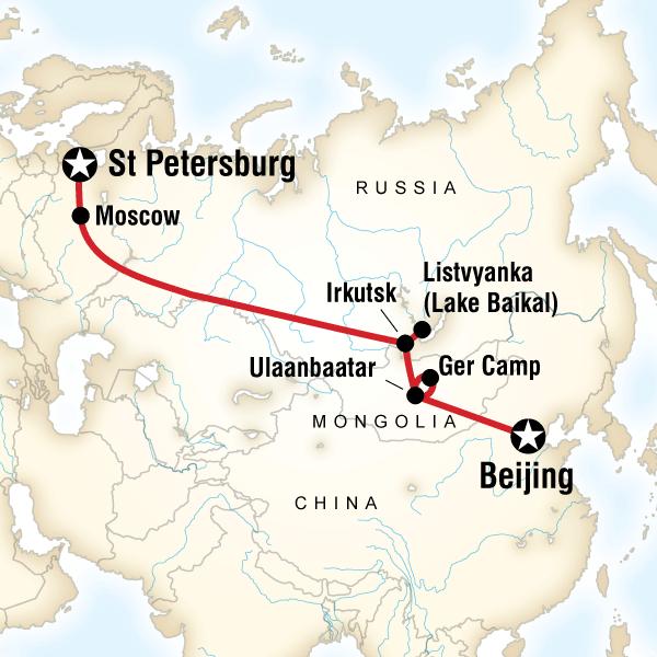 Order 2013 YOLO: Trans Mongolian Adventure (ARRT)