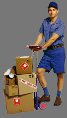 Order Courier Delivery Service